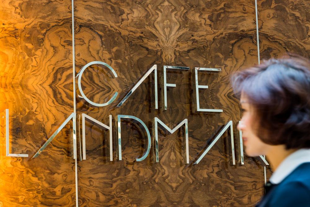 Cafe Landmark