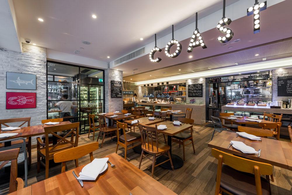 Coast Seafood & Grill