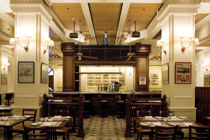 Zanghellini holt associates fcc bar interior restaurant