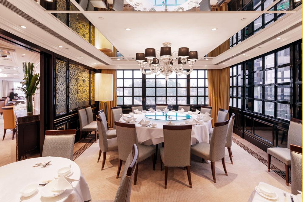 Zanghellini Holt Associates Hunan Garden Taikoo Chinese Restaurant Interior Design 04