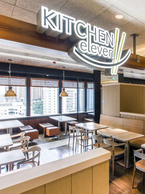Kitchen Eleven