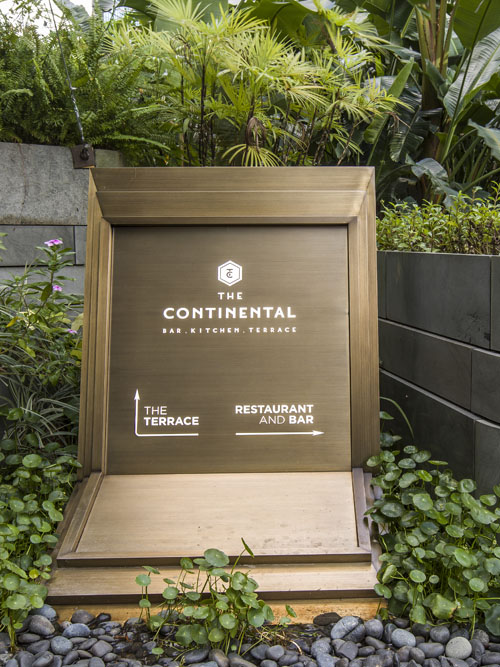 The Continental (Revitalization)