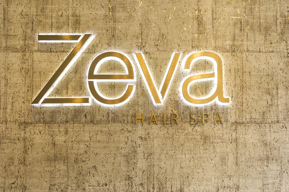 Zeva Hair Spa (CRAFT DESIGN設計)